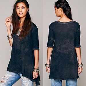 Free People Melrose Swing Tee
